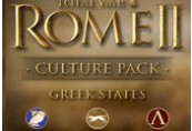 Total War: Rome II - Greek States Culture Pack DLC | Steam Key | Kinguin Brasil