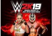 WWE 2K19 - Rey Mysterio & Ronda Rousey DLC Steam CD Key