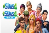 The Sims 4 + Seasons DLC Bundle Origin CD Key