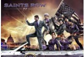 Saints Row IV Non-EU Steam CD Key