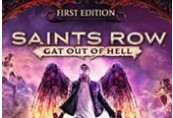 Saints Row: Gat out of Hell First Edition EU Steam CD Key