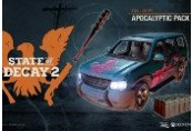 State of Decay 2 Apocalyptic Pack DLC Clé XBOX One / Windows 10