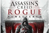Assassins Creed Rogue Remastered US PS4 CD Key