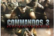 Commandos 3: Destination Berlin Steam Gift