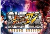 Super Street Fighter IV: Arcade Edition - All-in Costume Pack RU VPN Required Steam Gift