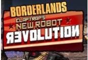 Borderlands - ClapTrap's Robot Revolution DLC Steam CD Key