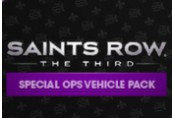 Saints Row: The Third - Special Ops Vehicle Pack DLC Steam CD Key