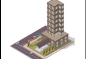Learn 3D Modelling - Low Poly Buildings in Blender for Beginners ShopHacker.com Code