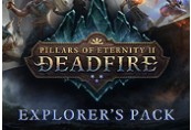 Pillars of Eternity II: Deadfire - Explorer's Pack DLC Steam CD Key
