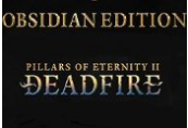 Pillars of Eternity II: Deadfire Obsidian Edition RU VPN Required Steam CD Key