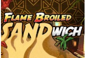 HOARD - Flame-Broiled SANDwich DLC Steam CD Key
