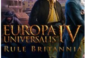 Europa Universalis IV - Rule Britannia DLC Steam CD Key
