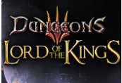 Dungeons 3 - Lord of the Kings DLC CN VPN Activated Steam CD Key