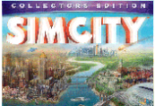 SimCity Collector's Edition with French City EA Origin CD Key