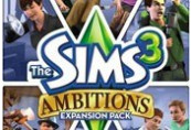 The Sims 3 Ambitions Expansion Pack Chave EA Origin