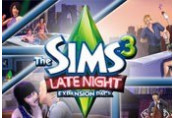 The Sims 3 Late Night Expansion Pack EA Clé Origin