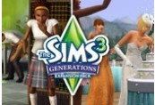 The Sims 3 Generations Expansion Pack EA Origin CD Key