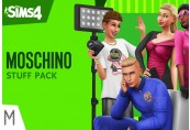 The Sims 4 - Moschino Stuff DLC Origin CD Key