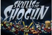 Skulls of the Shogun Steam CD Key