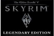 The Elder Scrolls V: Skyrim Legendary Edition RoW Steam CD Key