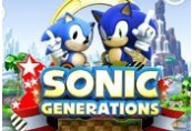 Sonic Generations Steam CD Key