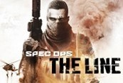 Spec Ops: The Line RU VPN Required Steam CD Key