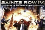 Saints Row IV: Game of the Century Edition EU Steam CD Key