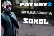 PAYDAY 2 - Sokol Character Pack Steam Gift