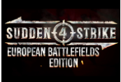 Sudden Strike 4 - European Battlefields Edition XBOX One CD Key