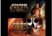 STAR WARS - Knights of the Old Republic Bundle Steam CD Key
