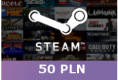 Steam Gift Card 50 PLN Activation Code
