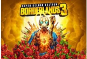 Borderlands 3 Super Deluxe Edition EU Epic Games CD Key