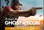 Tom Clancy's Ghost Recon Wildlands Year 2 Gold Edition EU Uplay CD Key
