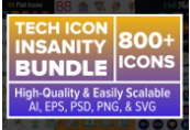 Tech Icon Insanity Bundle ShopHacker.com Code
