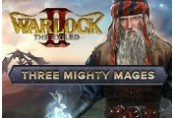 Warlock 2: The Exiled - Three Mighty Mages Steam CD Key