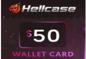Hellcase.com 50 USD Wallet Card Code