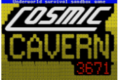 Cosmic Cavern 3671 Steam CD Key