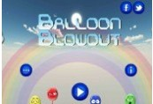 Balloon Blowout Steam CD Key