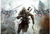 Assassin's Creed IV Black Flag + Assassin's Creed 3 Uplay CD Key