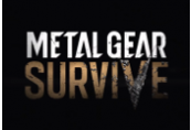 Metal Gear Survive EN JP Languages Only RoW Steam CD Key