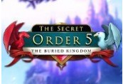 The Secret Order 5: The Buried Kingdom Steam CD Key