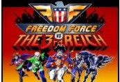 Freedom Force vs. The Third Reich Clé Steam