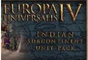 Europa Universalis IV: Indian Subcontinent Unit Pack DLC Steam CD Key