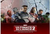 Marvel: Ultimate Alliance 2 Steam CD Key