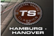 Train Simulator 2017: Hamburg-Hanover Route DLC Steam CD Key