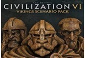 Sid Meier's Civilization VI - Vikings Scenario Pack DLC Clé Steam