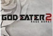 GOD EATER 2 Rage Burst RU VPN Required Clé Steam