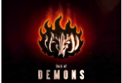 Book of Demons EU Steam CD Key