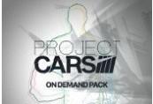 Project CARS - On-Demand Pack DLC Clé Steam