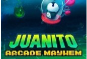 Juanito Arcade Mayhem Steam CD Key